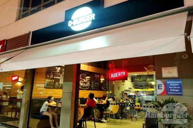 Fachada - Q-Burger