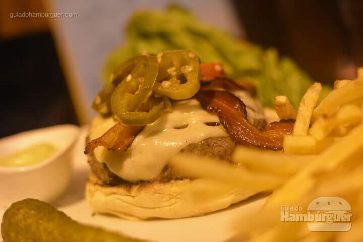 Cheeseburger Rocksoff - Ramona