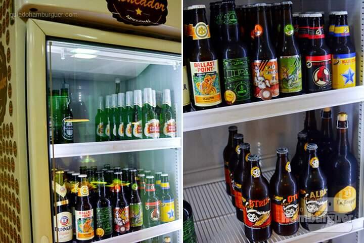 Cervejas - Roncador Hamburgueria Artesanal