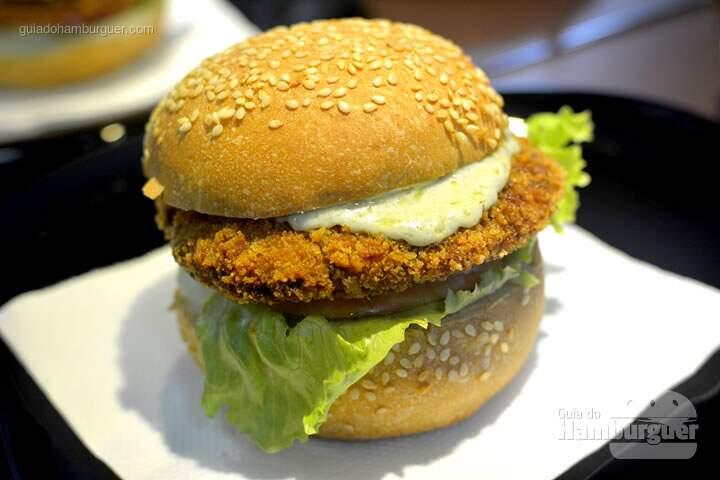 Vegetariano - Roncador Hamburgueria Artesanal