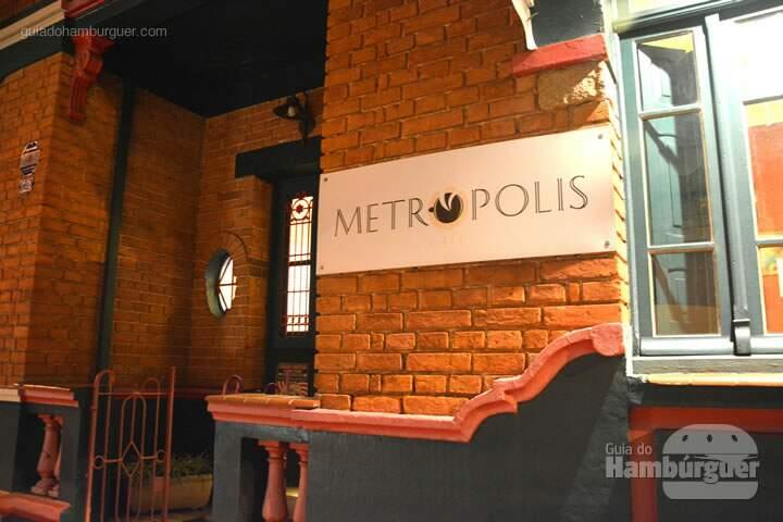 Café Metropolis - Chef Marcelo Porta