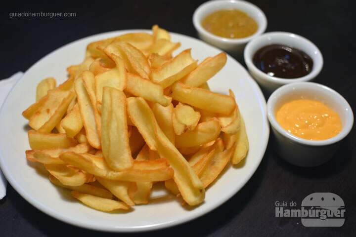 Batatas Canoa - Let's Eat Vila Madalena