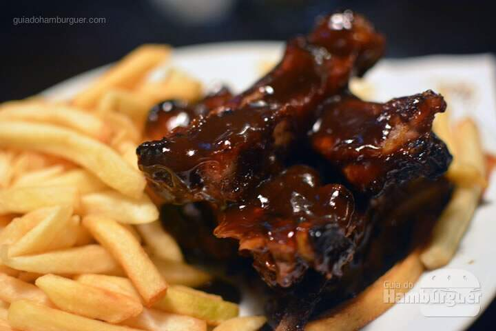 Junior Ribs - Let's Eat Vila Madalena