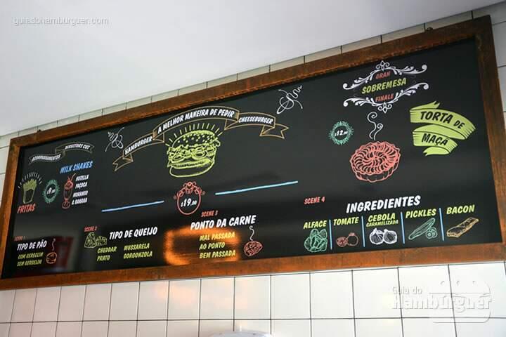 Cardápio - Stunt Burger