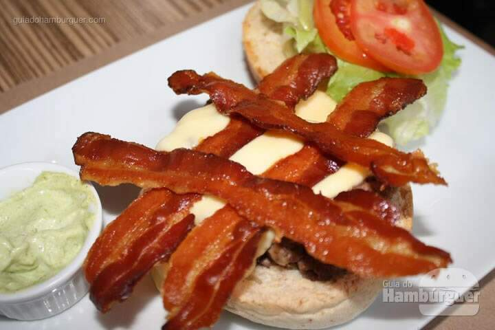 Hashtag Bacon - Vapor Burger