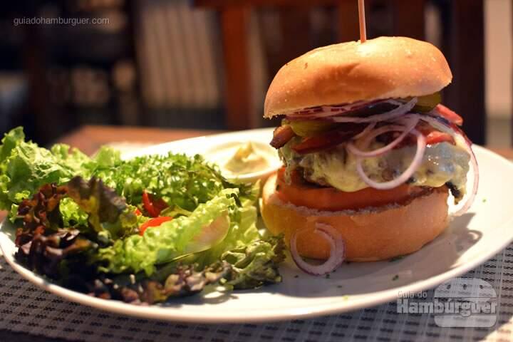 Bug Kahuna Burger - Big Kahuna Burger