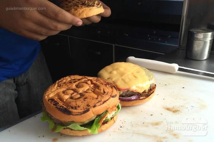 Montagem - Luz Câmera Burger