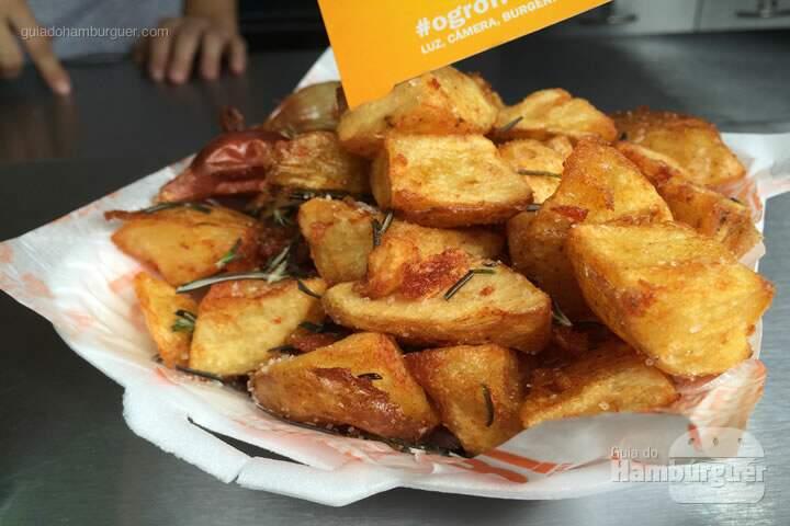 Ogro Fries - Luz Câmera Burger