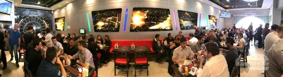 Ambiente - Jedi's Burger