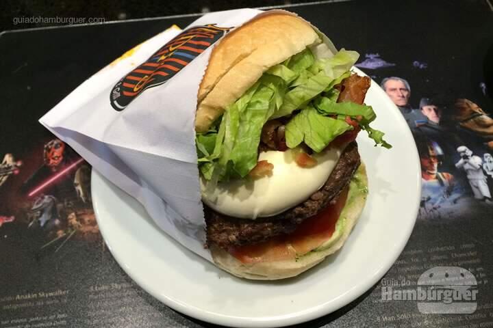 Fraldinha Ben Kenobi - Jedi's Burger