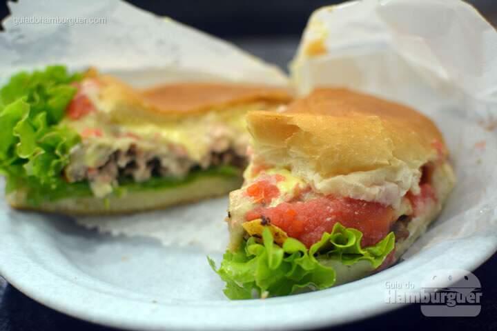 Hambúrguer do Seu Oswaldo - 2ª Burger Crawl