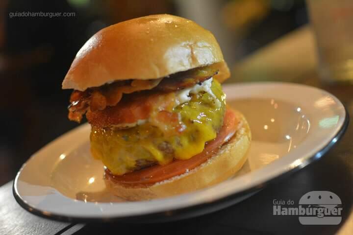 English Breakfast - Burger Crawl