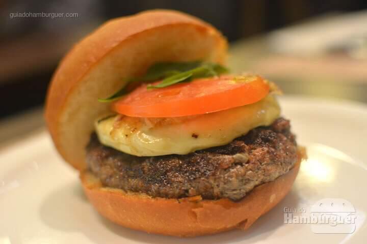 Caprese Burger - General Prime Burger