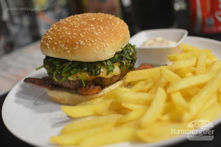 Especial - HQ Hamburgueria Gourmet