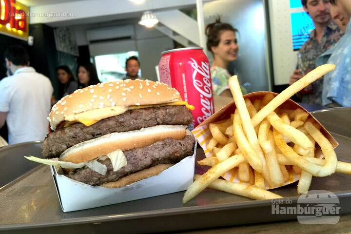 Big Mac - #EsquentaMcDia McDia Feliz 2015