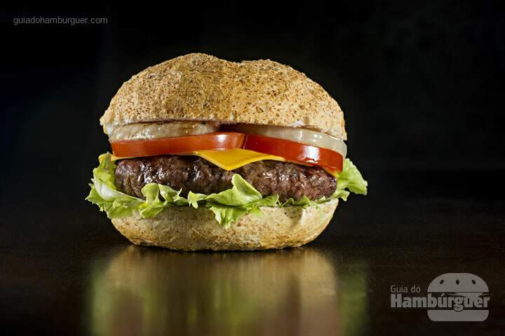 Cheeseburger Madero Fit - CWBurguer Fest