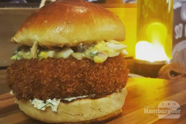 Siri Burger - Sanduba Insano
