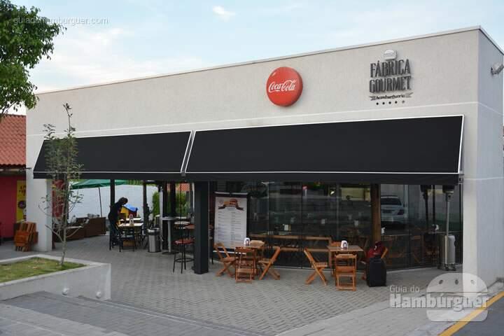 Fachada - Fábrica Gourmet