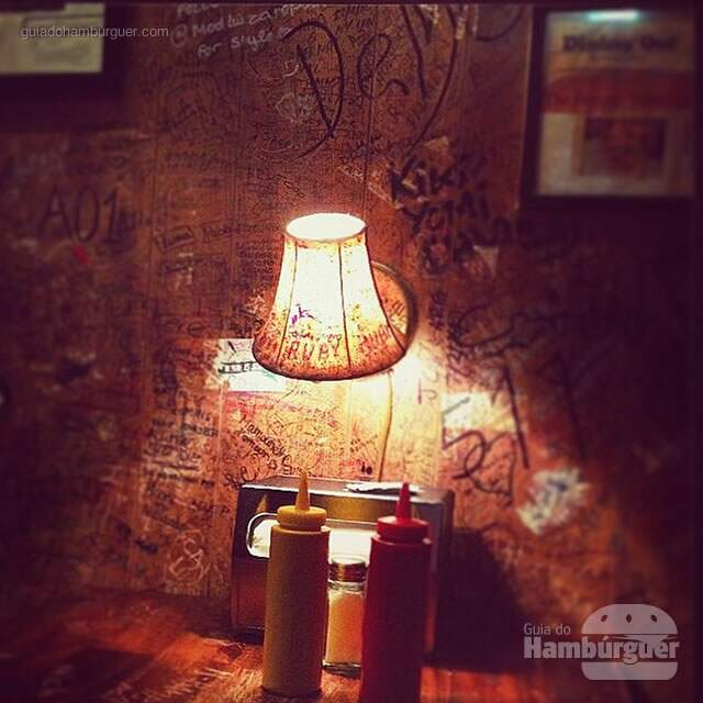 Ambiente - Burger Joint NY