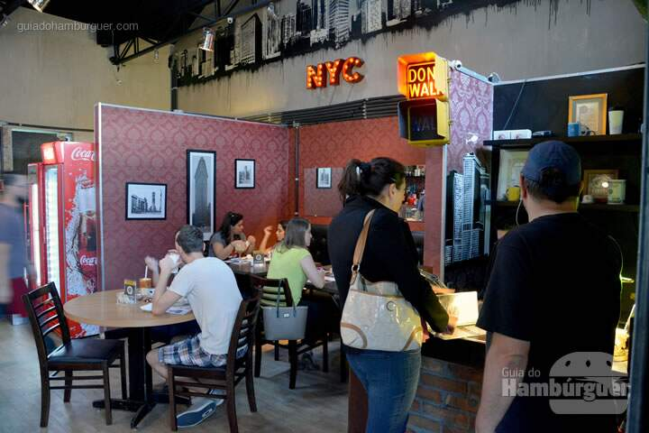 Ambiente - New York Cafe