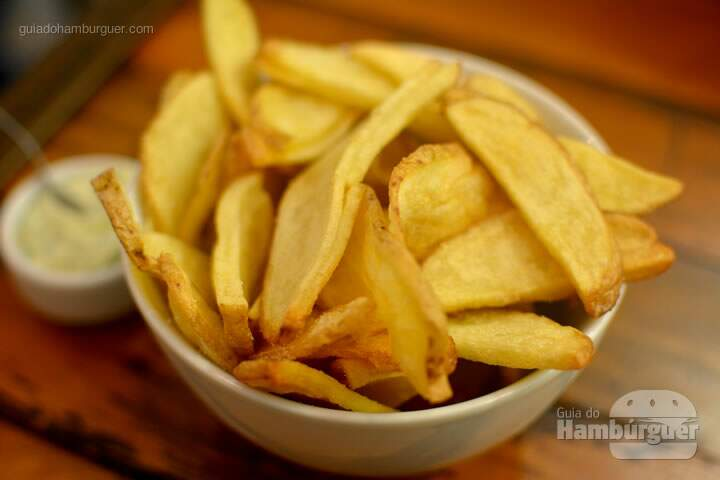 Batatas Fritas - Frank & Charles