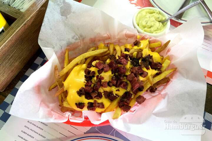 Pastrami fries - The Burger Map