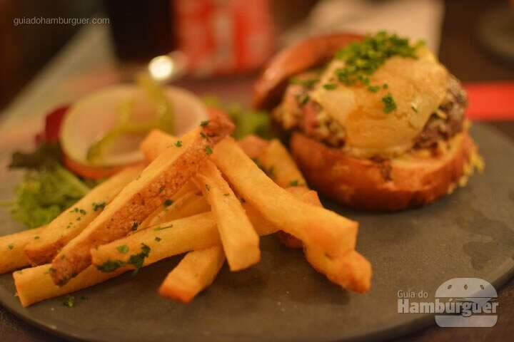 Batatas fritas - Oui Restaurante