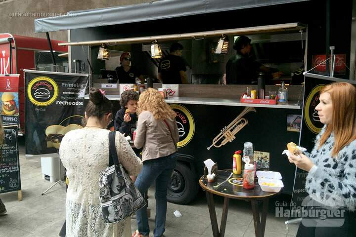Foodtruck 'O'Burguer - 'O'Burguer inaugura foodtruck e hamburgueria