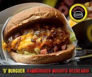 'O'Burguer, o hambúrguer muuuito recheado
