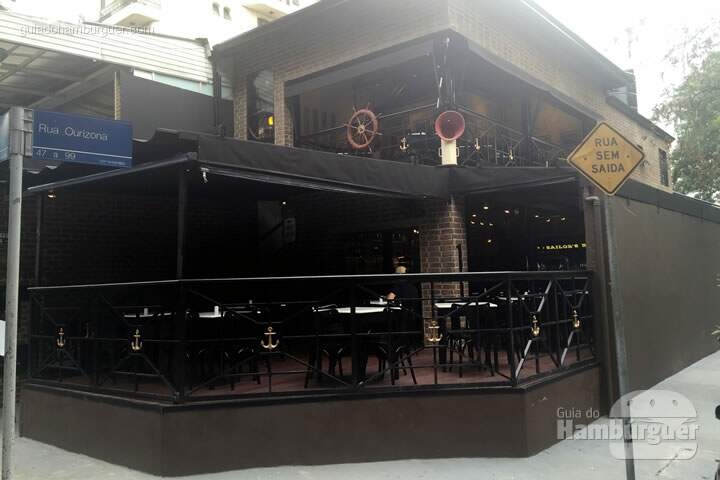 Fachada - Sailor Burgers & Beers