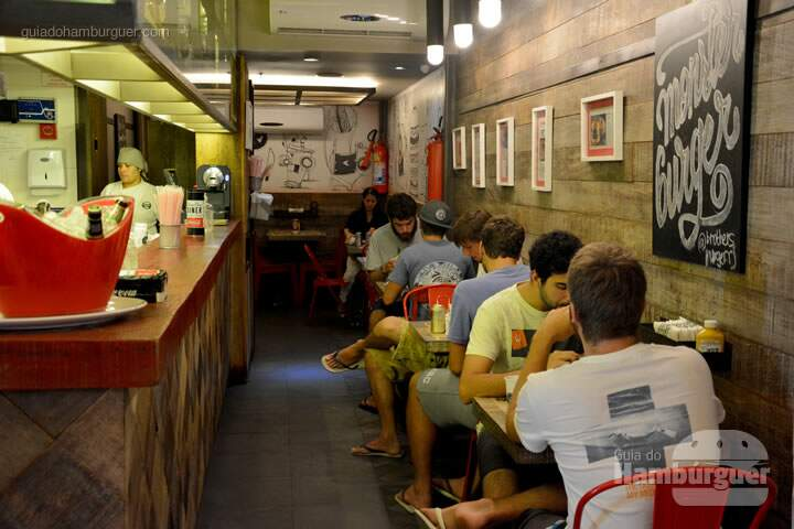Ambiente - Brother's Burger