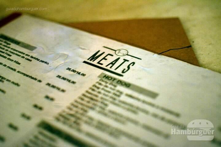 Cardápio - Meats