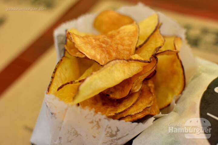 Batatas doce - Brother's Burger