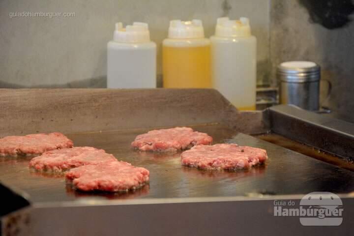 Burgers prontos - Bullguer