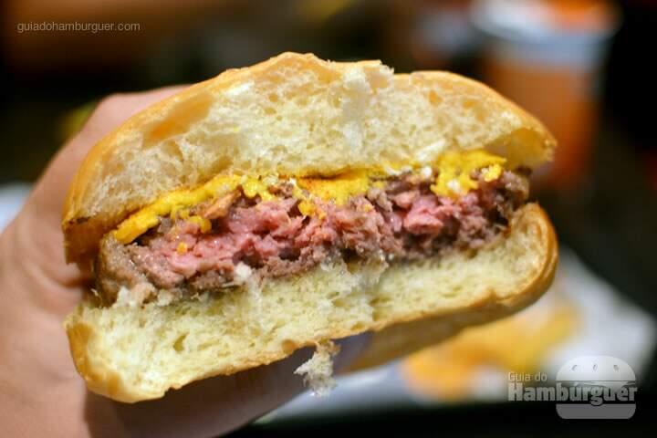 Ponto da carne - Hell's Burguer