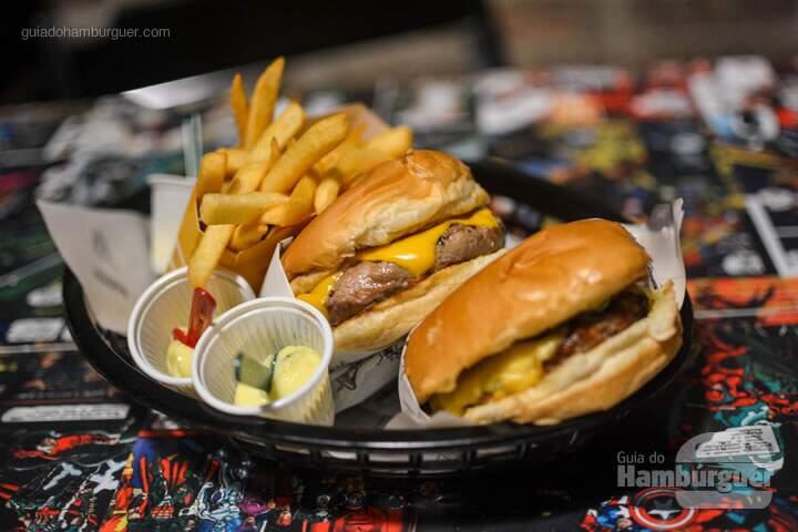 Stunt Burger