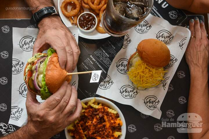 Five Burger - Vila Carrão