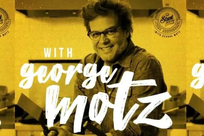 Stunt 3 anos with George Motz