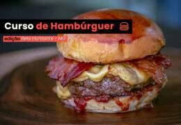 Curso de Hambúrguer - Belo Horizonte