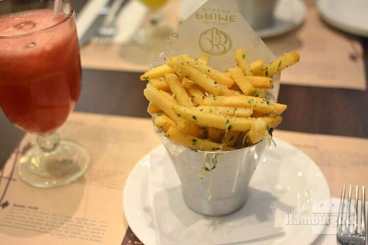 Truffle Fries - General Prime Burger