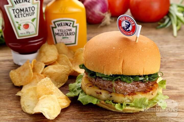 Teriyaki Burger - CWBurguer Fest