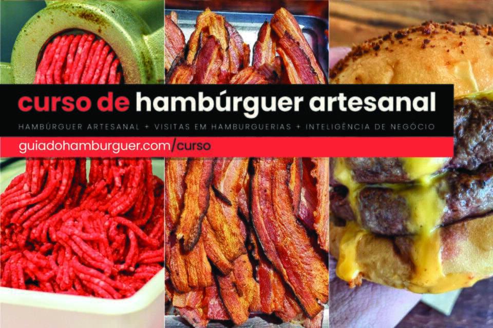 Curso de Hambúrguer Artesanal